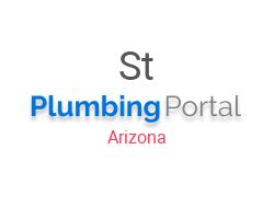Straight Flush Plumbing