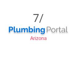7/24 AFFORDABLE PLUMBING