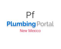 Pfeiffer Pflumbing in Santa Fe