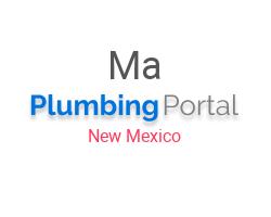 Malachite Solar Radiant Heating and Plumbing in Ribera