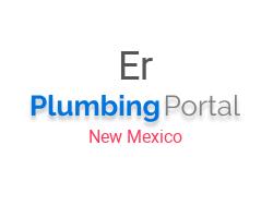 Ertz Plumbing in Albuquerque