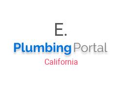 E.C. plumbing