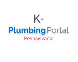 K-Plumbing Co in Pittsburgh