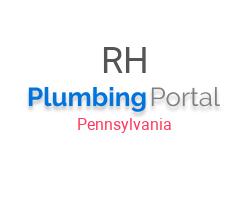 RHR Mechanical Contractors, Inc. in Bristol