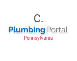 C. Carlin Plumbing Inc. in Erie