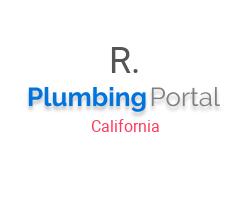 R.E Plumbing Heating & Drain