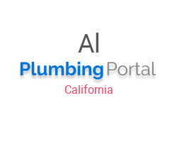 All tankless water heater and plumbing