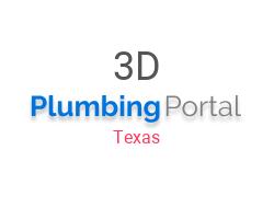 3D Plumbing & Gas, LLC.