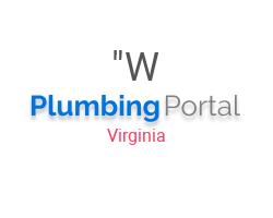 """""""Weekend Plumbing"""" Div. of W.G. PLB."""