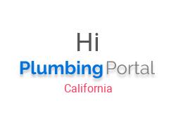 Hidden valley plumbing