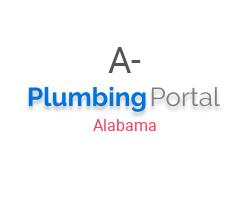 A-Alpha Plumbing & Heating Inc, Tuscaloosa Office