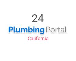 24 7 Plumbing & Rooter in Riverbank