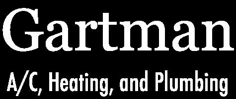 Gartman A/C, Heating & Plumbing
