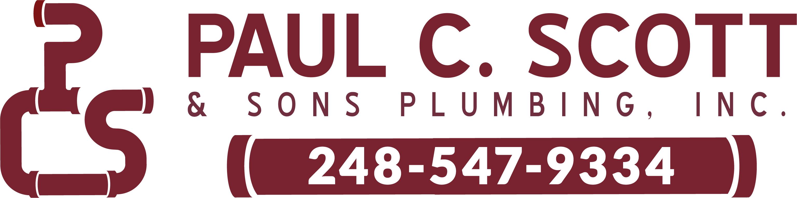Paul C. Scott & Sons Plumbing, Inc. in Troy